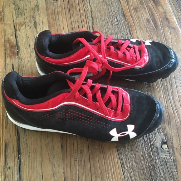 Under Armour Other - Under Armor size 8.5 baseball cleats
